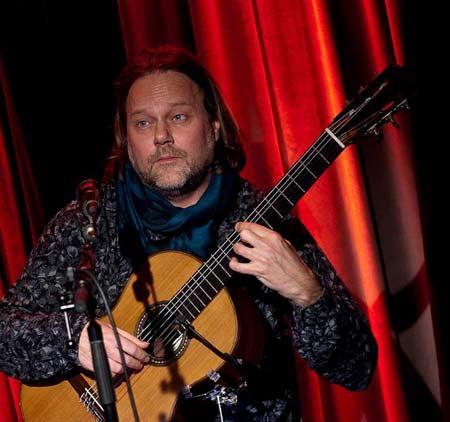 Bengt Magnusson. Foto och © Thore Rodelius