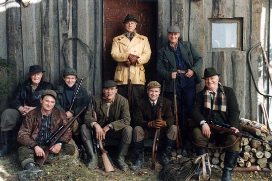 Dödsklockan, SVT (1999) Foto och © Åke Ottosson