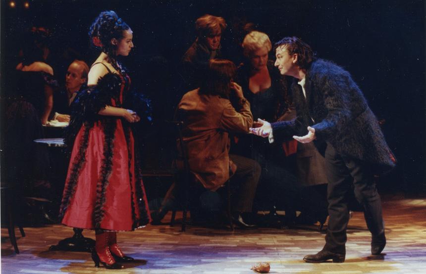 Anders och Sharon Dyall i Jekyll and Hyde.