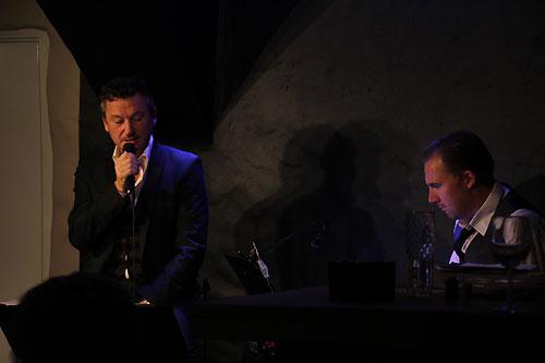 Anders Ekborg & Stefan Brunzell, Kalmar, 10 november 2014