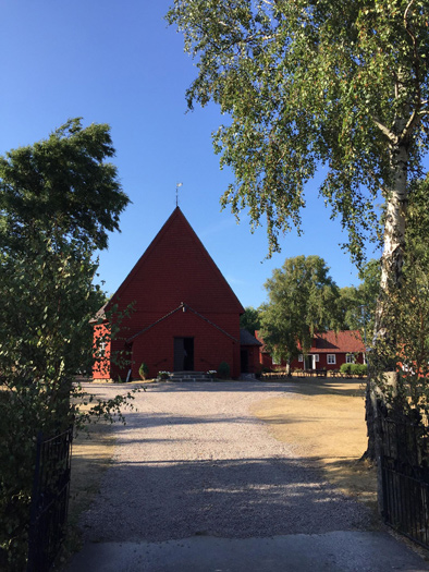 Sankt Olofs kapell 180719