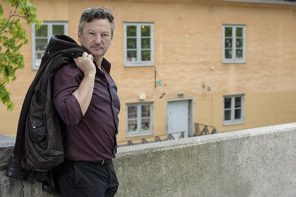 Skådespelaren Anders Ekborg.